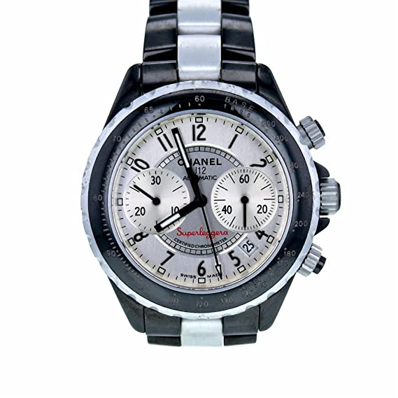 Chanel Superleggera Swiss-Automatic H1624 - Reloj de pulsera (certificado de autenticidad)