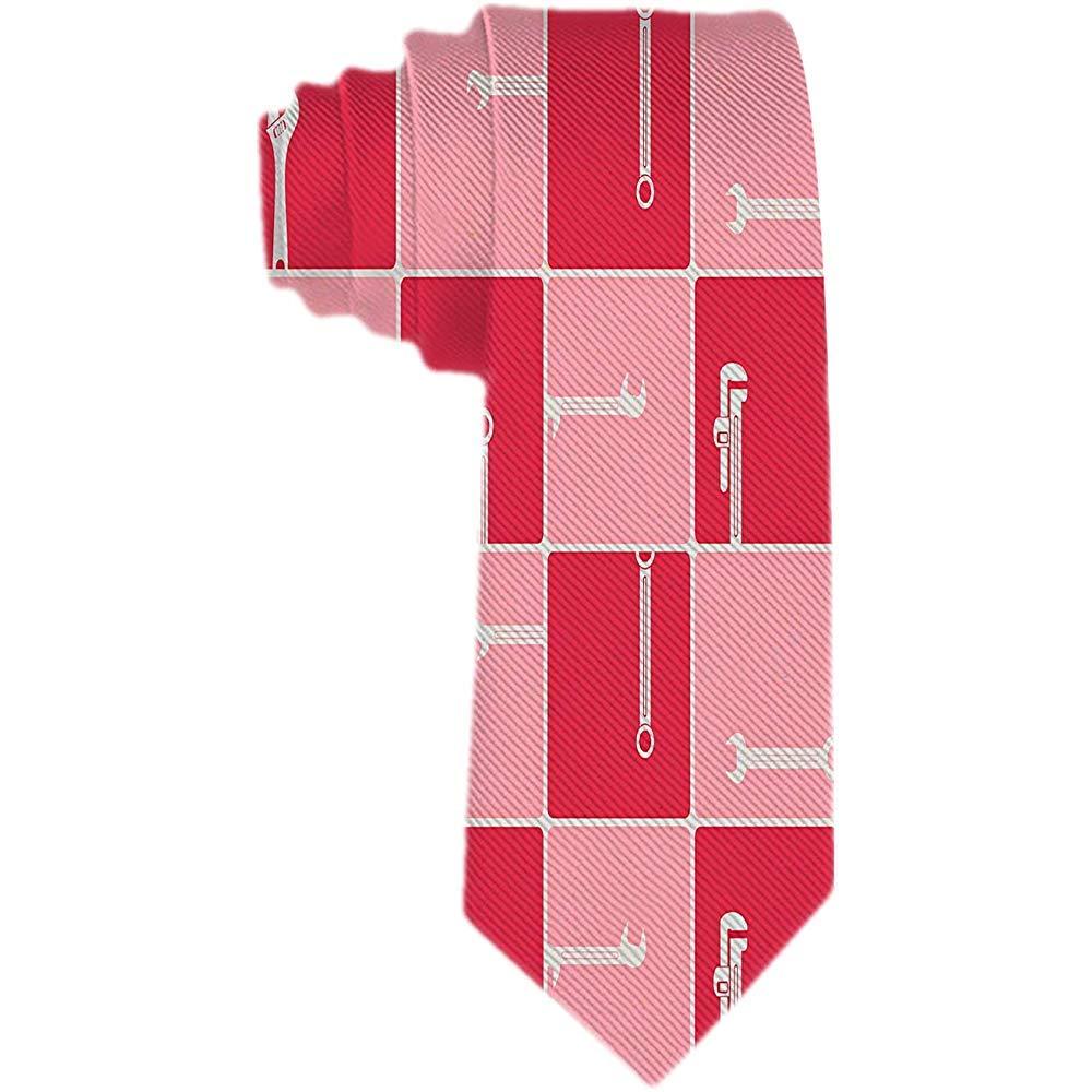 Corbata diferente moderna de los hombres Corbatas formales rosadas ...