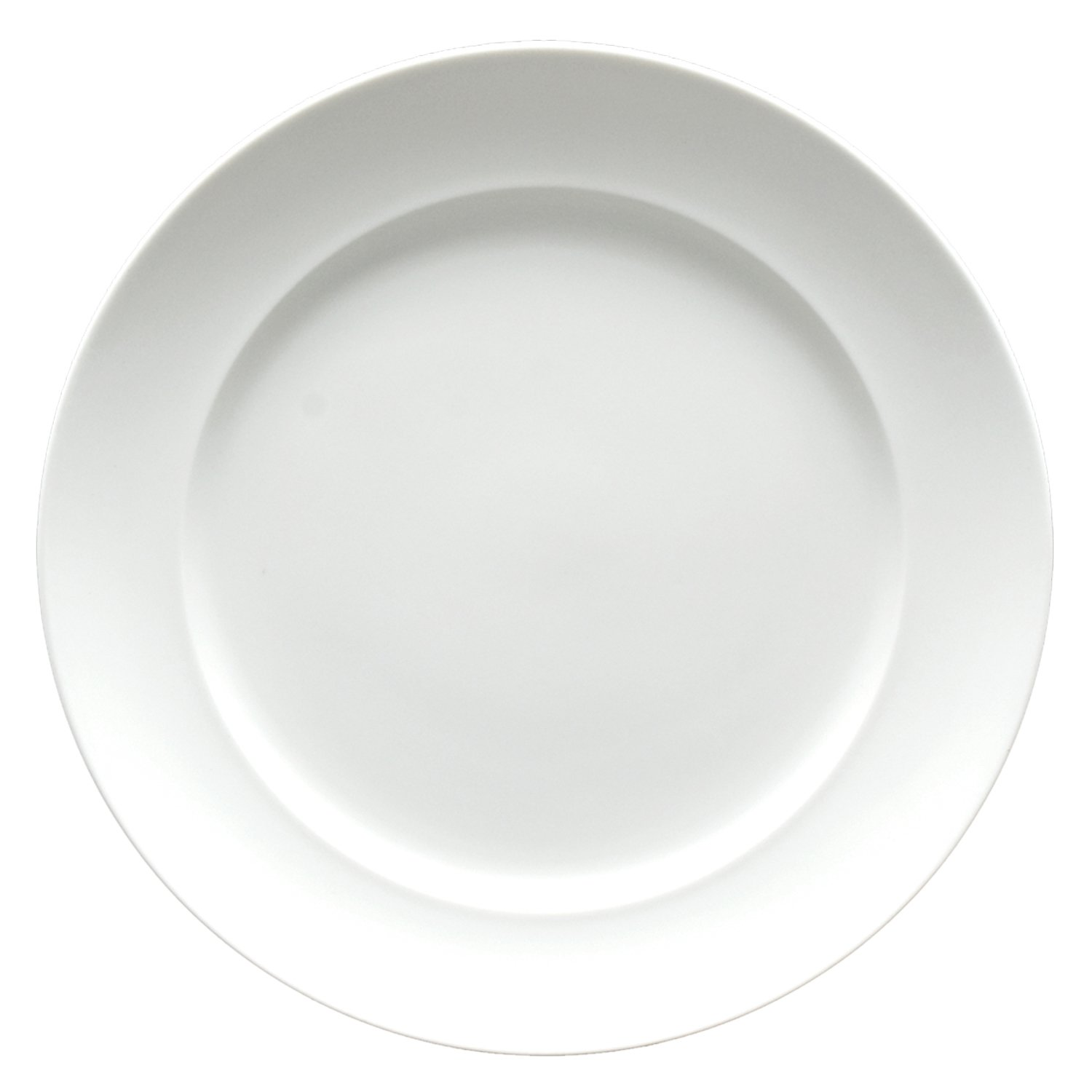 Fortessa Fortaluxe SuperWhite Vitrified China Cassia 11-3/4-Inch Dinner Plate, Set of 6 Fortessa /Schott Zwiesel 6000.F0000.14