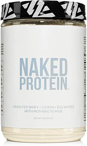 Naked Protein Powder Blend – Egg, Whey and Casein Protein Blend