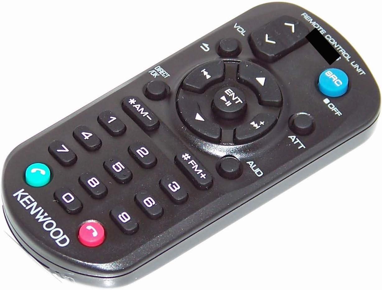 OEM Kenwood Remote Control: KDCMP368BT KDC-X301 KDC-X300 KDCX300 KDC-MP368BT KDCX301