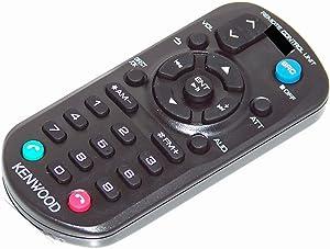 OEM Kenwood Remote Control: DPX302U, DPX303MBT, DPX502BT, DPX503BT, DPX520BT