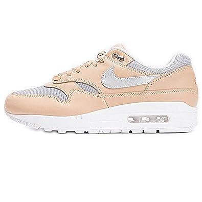 ea6d3784d4cbf7 NIKE WMNS AIR Max 1 Se Premium/Vachetta Tan: Amazon.fr: Chaussures et Sacs