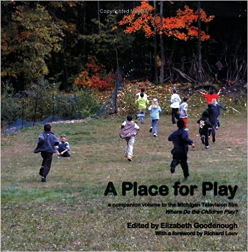 A Place For Play: A Companion Volume To The Michigan Television Film