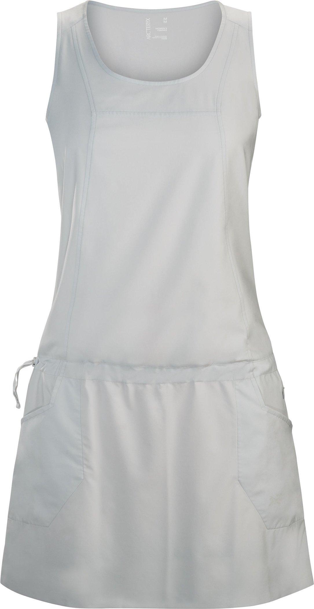 ARC'TERYX Contenta Dress Women's (Athena Grey, Medium)