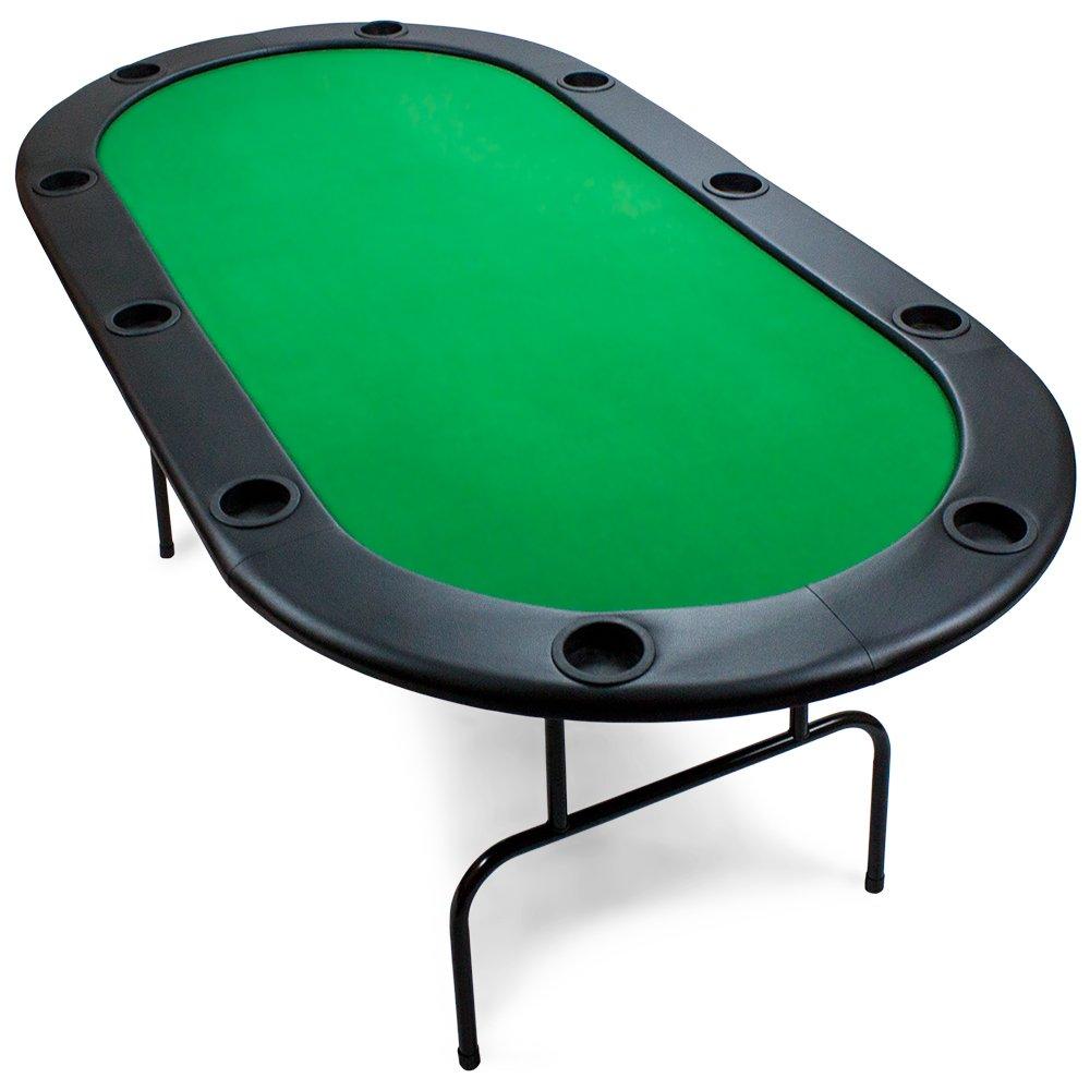 Green Poker Felt Holdem Felt Poker Table withカップホルダー – 82 82 X 42インチ。 B00GHXHITK, 着物かりんとう:d014f9e1 --- itxassou.fr