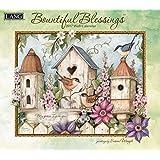 Lang 2017 Bountiful Blessings Wall Calendar, 13.375x24-Inch