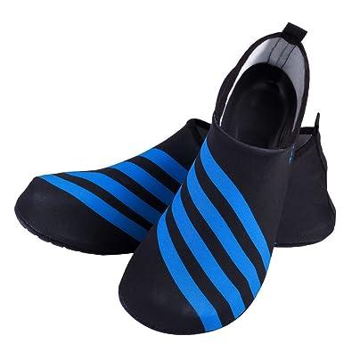 Running stripes Skin Shoes Flexible Barefoot Flats Yoga Sports Unisex