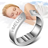 ZJchao Anti Ronquido Anillo Sleeping Breath First Aid Acupressure Treatment Snore Device Dispositivo