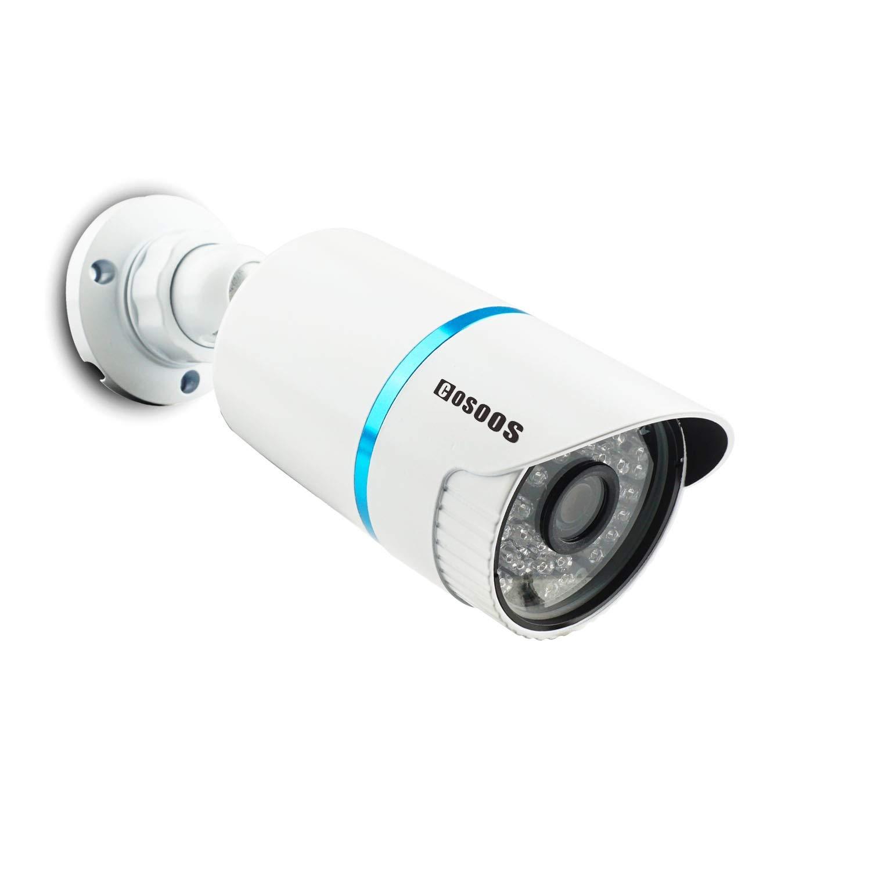 Amazon.com: cosoos AHD cámara de bala 1080p 1/3 ¡± 2 MP W ...
