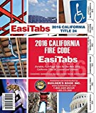 img - for 2016 California Fire Code, Title 24 Part 9. Loose-leaf EasiTabs book / textbook / text book