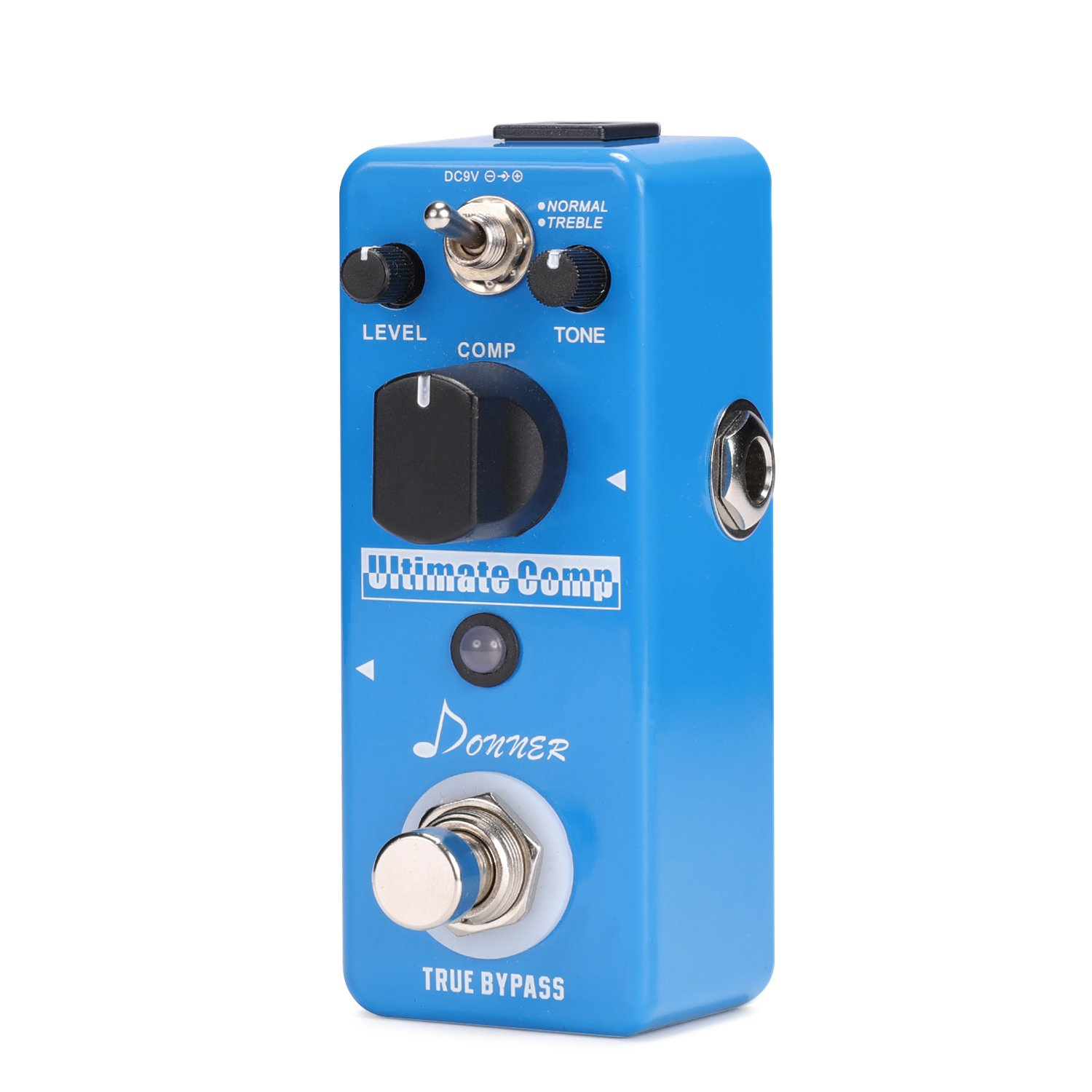donner pressor pedal ultimate p guitar effect