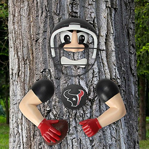 NFL Football Player Tree Decoration (Houston Texans)