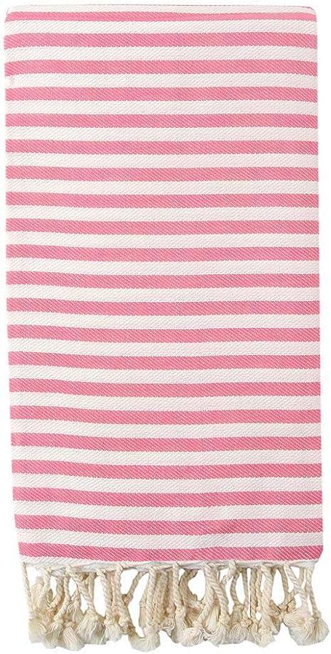 Sahel Pink Turkish Towel Pink Turkish Towels Travel Towel Bath Towel Pool Towels Fouta Towels Beach Towel Peshtemal