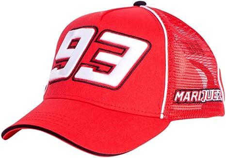 Gorra Marc Marquez 93 estilo trucker: Amazon.es: Deportes y aire libre