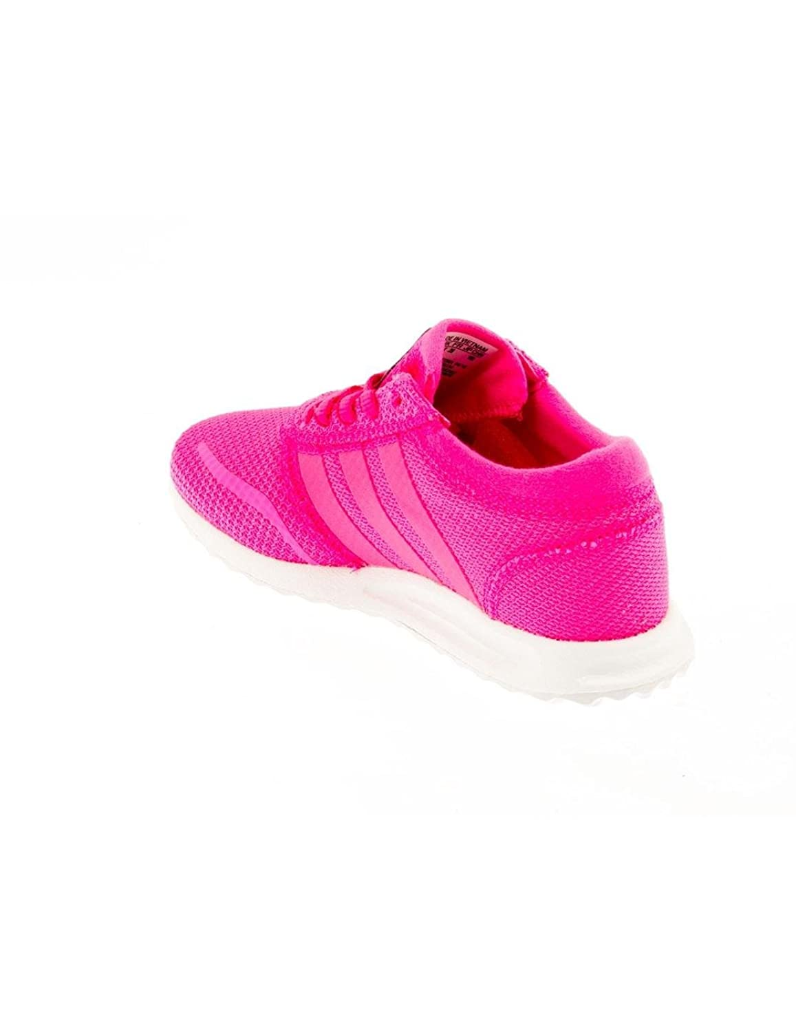 adidas Originals children Girls Los Angeles Trainers In Pink: Amazon.co.uk:  Shoes & Bags