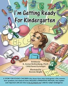 I'm Getting Ready For Kindergarten