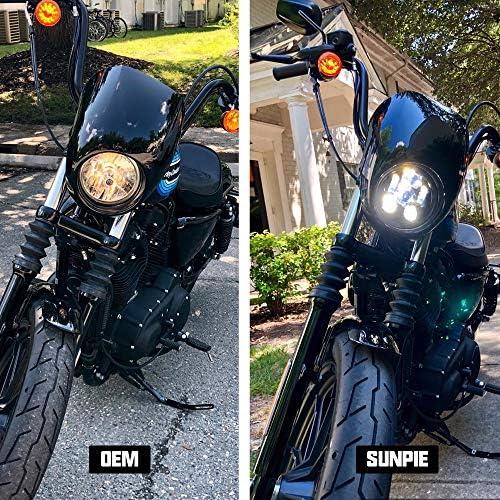 Cafe racer headlight _image3