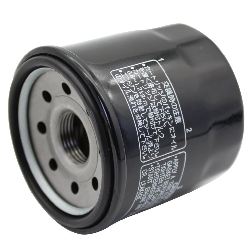 Cyleto Oil Filter for YAMAHA YFM350 GRIZZLY 350 AUTO 2X4 4x4 2007-2014