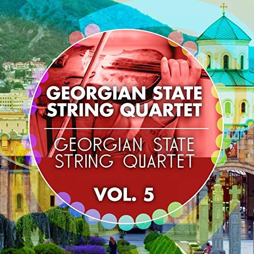 Georgian State String Quartet -, Vol. 5