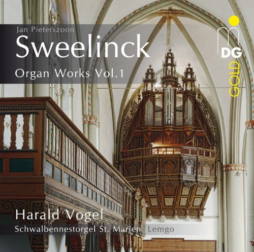 (Sweelinck: Organ Works Vol. 1)