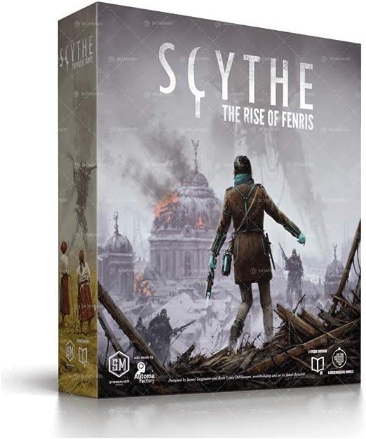 ghenos Games The Rise of fenris. [expansión para Scythe],, ghe096: Amazon.es: Juguetes y juegos