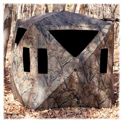 Great Deal! Big Game Treestands The Charger Blind