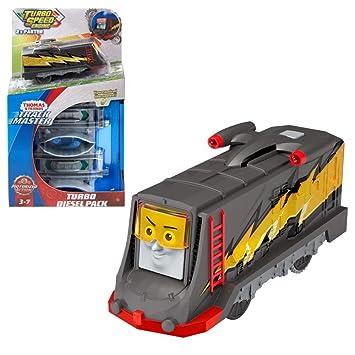 Mattel Locomotora Turbo Diesel FPW71 | Trackmaster | Thomas y Sus Amigos: Amazon.es: Juguetes y juegos