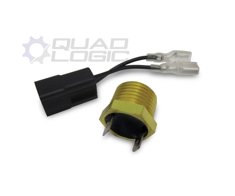 1997-99 Polaris Sportsman 500 Radiator Fan Thermal Switch Sensor 4010202 4110256