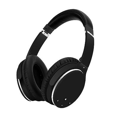Auriculares Bluetooth inalámbricos con cancelación de ruido: Amazon.es: Electrónica