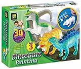 AMAV Toys 3D Painting-Dinosaurs Arts-Crafts