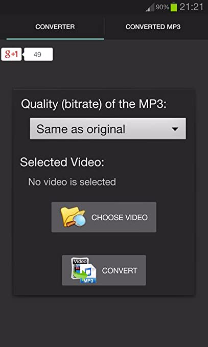 comment utiliser free video to mp3 converter