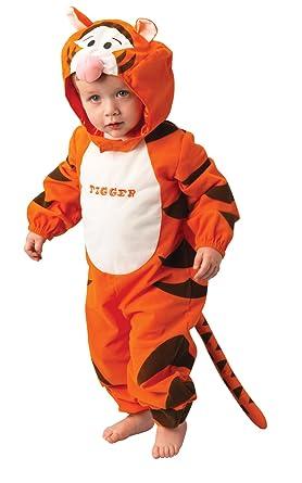 Toddleru0027s Tigger Tiger Costume  sc 1 st  Amazon.com & Amazon.com: Toddleru0027s Tigger Tiger Costume: Clothing