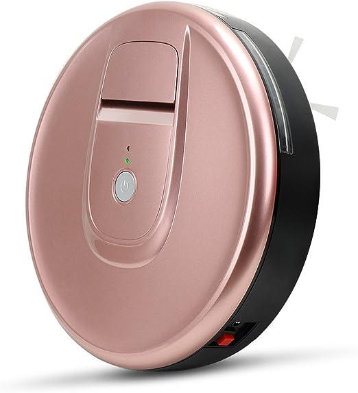Robot aspirador, automático, modelo compacto, cepillo inteligente ...
