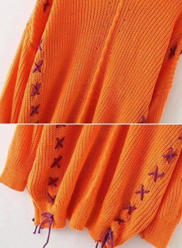 Futurino - Jerséi - para mujer naranja