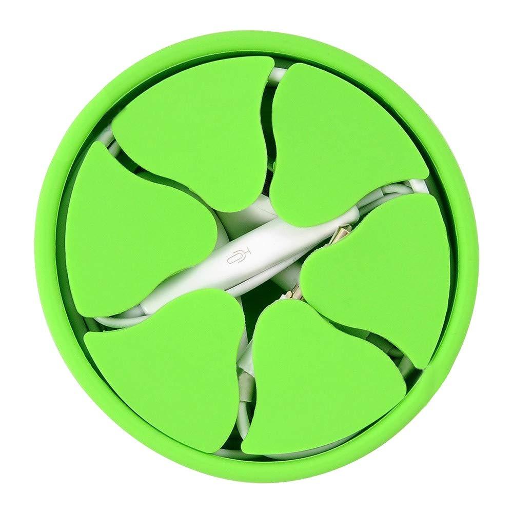 TAOtTAO - Soporte de Silicona para Auriculares, Verde, 10 cm ...