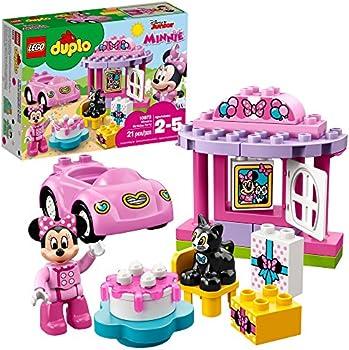 21-Pieces Lego Duplo Minnie's Birthday Party Building Blocks
