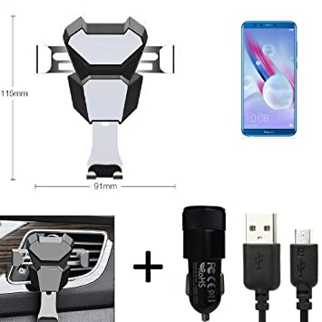 K-S-Trade® TOP SET para Huawei Honor 9 Lite soporte compacto ...