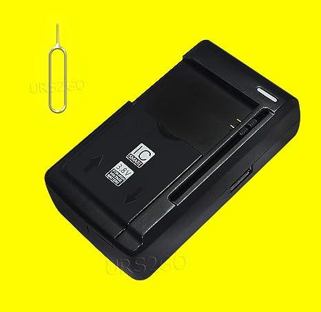 Amazon.com: Cargador de batería universal para Motorola Moto ...