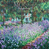 2018 Monet Calendar - 12 x 12 Wall Calendar - With 210 Calendar Stickers