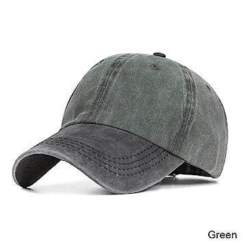 ab99326e Amazon.com: MELLOW SHOP Baseball Cap Women Men Snapback Caps Unisex ...