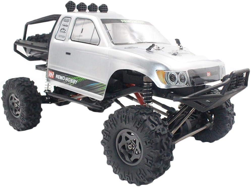 H-sunshy Remo Hobby 1093-ST 1/10 2.4G 4WD Cepillado RC Auto ...