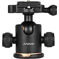 """Andoer BK-03 slr camera Trépied Rotule Joby avec dégagement rapide plaque 1/4 """"vis"""