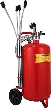 Mophorn 5 Galones / 22.7 L Extractor de Aceite Extractor de Garaje ...