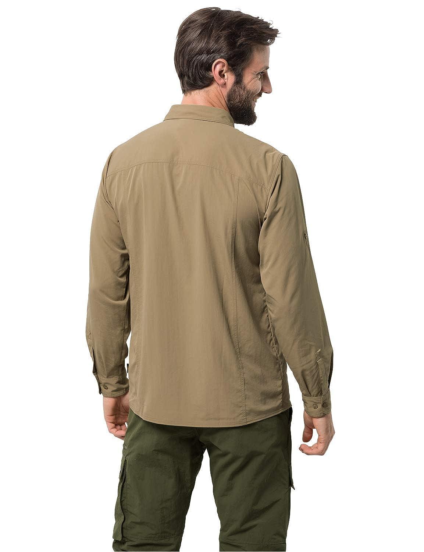 Jack Wolfskin/ /Giacca Atacama Roll-up Camicia