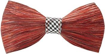 b91066e728cc Brackish Feather Pre-tied Bow tie - Hound (121-BRK)