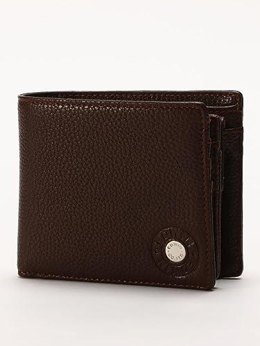5da63df737f8 Amazon   (エドウイン) EDWIN サークル ブランドロゴ 二つ折り財布 ...