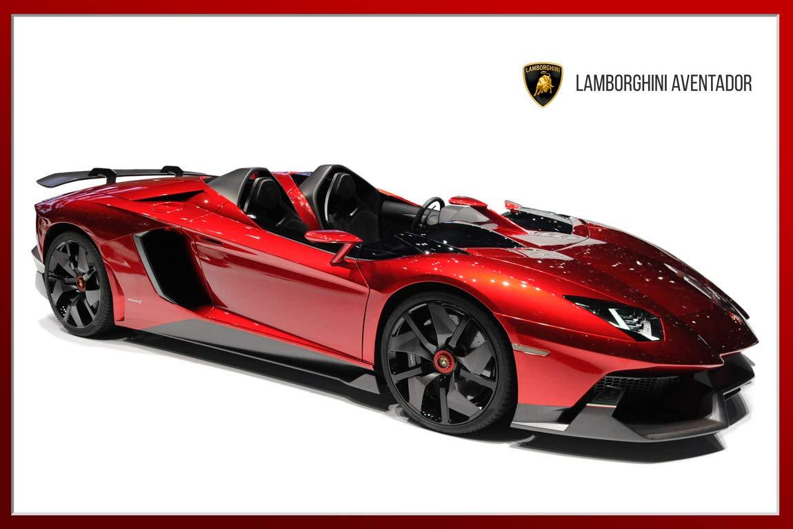 Sports Cars – Lamborghini Aventador