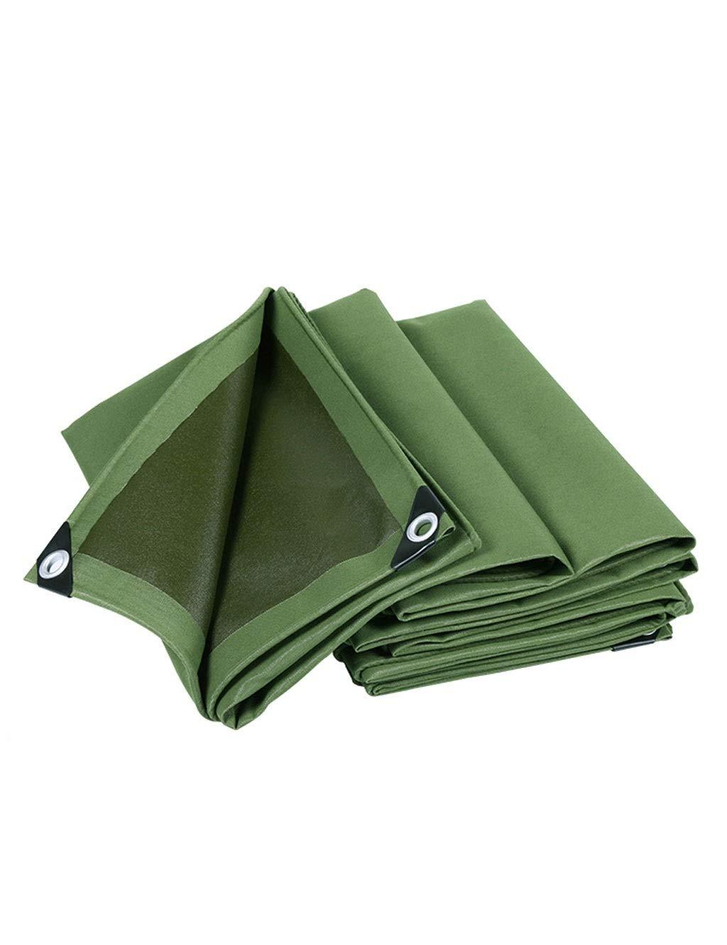 【在庫有】 多機能レインプルーフ日焼け止めオックスフォード布防水シート、厚品質カバー、テントキャンプ 4×4、グリーン、各種サイズあり B07QN7C6LT 4×4, 柏原市:e85df010 --- arianechie.dominiotemporario.com