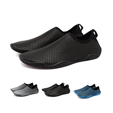 Men Women Water Shoes Multifunctional Quick-Dry Barefoot Beach Swim Shoes For With Drainage Holes